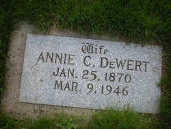 Annie C. DeWert