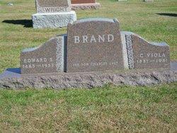 Edward S Brand