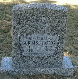 Vickie Renae <i>Grigsby</i> Armstrong