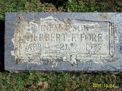 Herbert F Fore