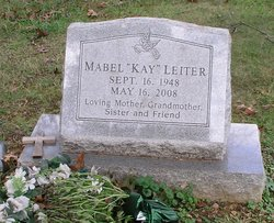 Mabel Kay <i>Gibson</i> Leiter