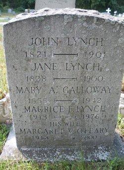 Jane <i>Ring</i> Lynch