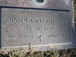 Eugene Gunder Abrahamson