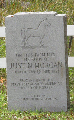Justin Morgan
