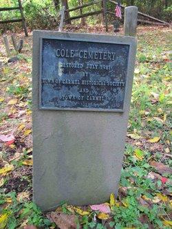 Cole Farm Cemetery