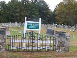 Horse Meadow Cemetery