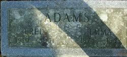 Fred Adams
