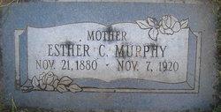 Esther Charlotta <i>Backman</i> Murphy