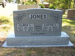 Pfc Elmer Lorenza Jones