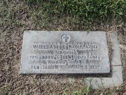William Edward Rolland