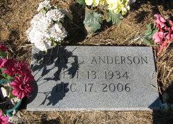 Betty L. <i>Martin</i> Anderson