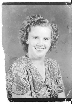 Clara Louise <i>VanHorn</i> Blackburn