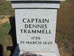 Capt Dennis Trammell