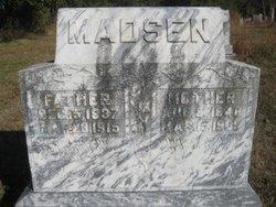 Maren <i>Larsdotter</i> Madsen