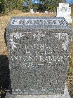 Laurine <i>Madsen</i> Frandsen