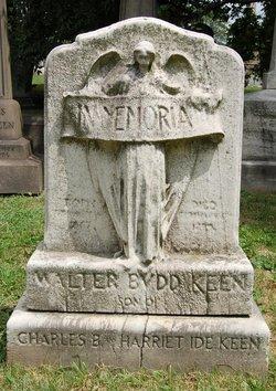 Walter Budd Keen