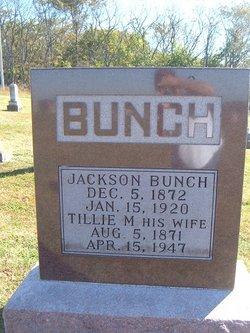 Tillie May <i>Johnson</i> Bunch