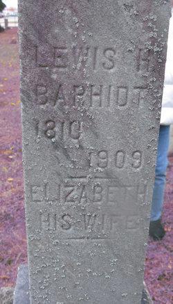 Lewis Henry Barhydt