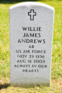 Willie James Andrews