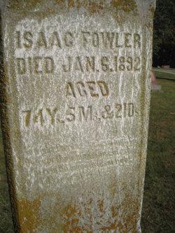 Isaac C Fowler