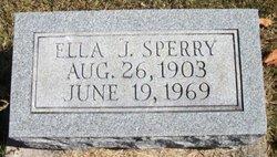 Ella J. <i>Sperry</i> Dulaney