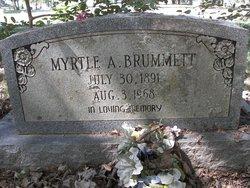 Myrtle A <i>Neal</i> Brummett