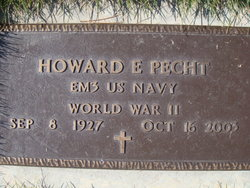 Howard E Pecht