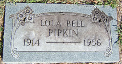 Lola Bell <i>Painter</i> Pipkin