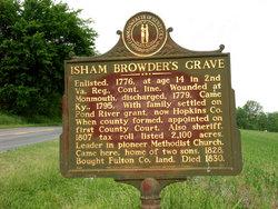 Isham Browder