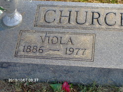 Viola <i>Carroll</i> Churchwell
