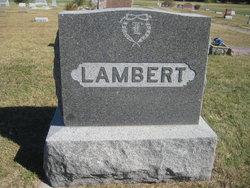 Clarence Arthur Lambert