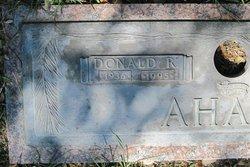 Donald R. Ahart
