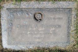 Cheryl A. Lyndi Ferguson