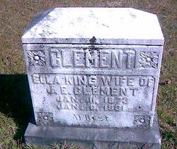 Ella D <i>King</i> Clement