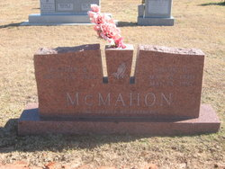 Sarah Rachel <i>Belcher</i> McMahon