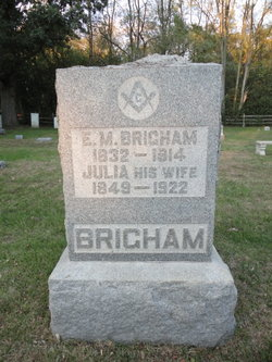 Ephraim Monroe Roe Brigham