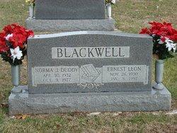 Ernest Leon Blackwell