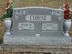 Wilda Maria <i>Cooper</i> Clouse