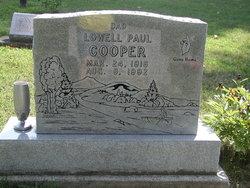 Lowell Paul Bill Cooper