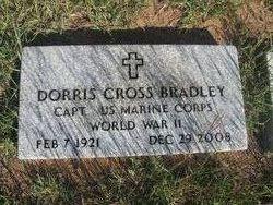 Capt Dorris <i>Cross</i> Bradley
