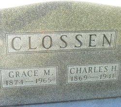 Grace M. <i>Dimmitt</i> Clossen