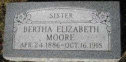 Bertha Elizabeth Moore