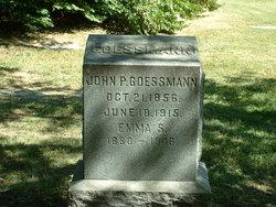 John P Goessmann