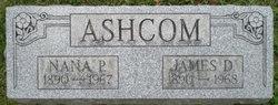 James Donald Ashcom