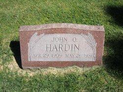 John Oliver Hardin