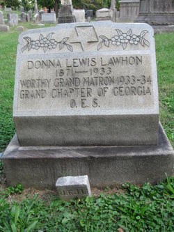 Donna <i>Lewis</i> Lawhon
