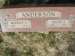 Helen Evelyn <i>Kiehl</i> Anderson