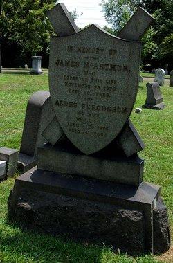 Agnes <i>Fergusson</i> McArthur