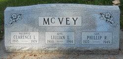 Phillip R McVey