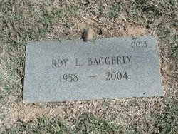 Roy L Baggerly